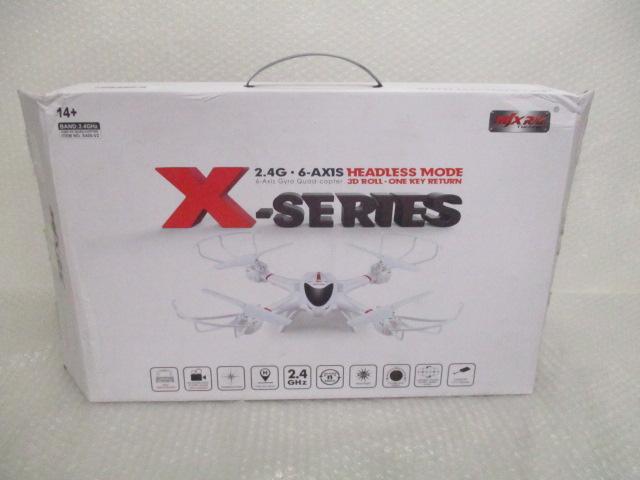 MJX R/C X-SERTES 2.4G・6-AXIS