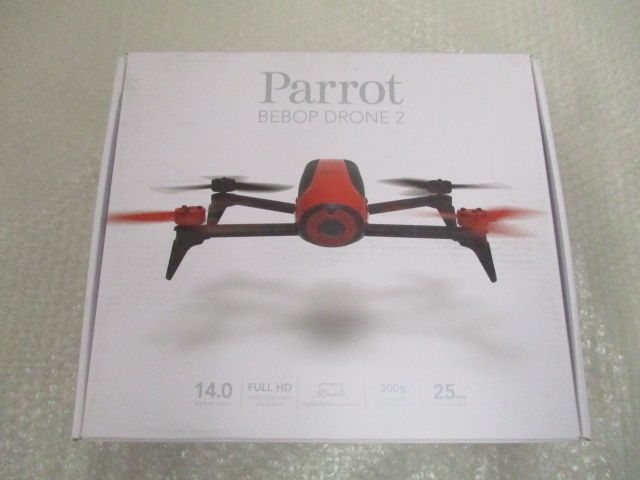 Parrot パロット ドローン BEBOP DRONE 2