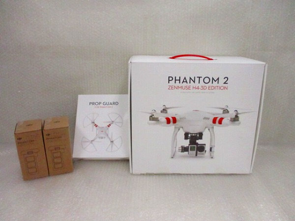 DJI phantom 2 ZENMUSE H4-3D EDITION 2.4GHz