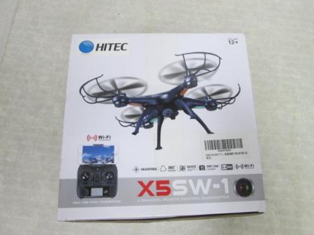HITEC X5SW-1 ホワイト