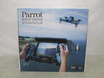 Parrot パロット Bebop Drone ビーバップ ドローン スカイコントローラーセット ブルー