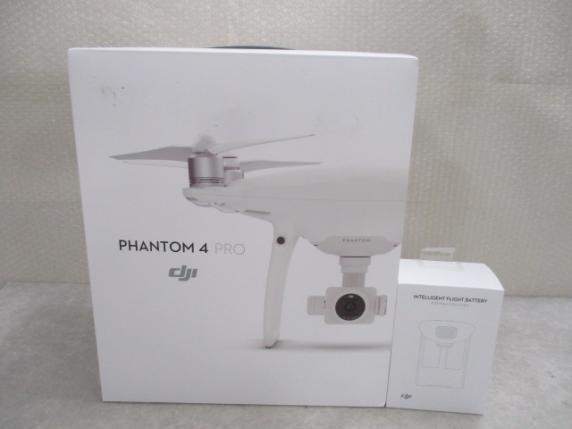DJI Phantom 4 Pro,インテリジェントフライト・バッテリー